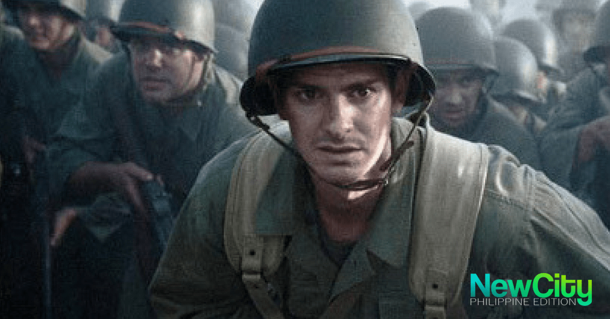 Hacksaw Ridge, just a war film?