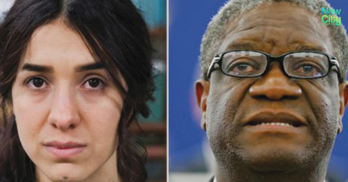Human Rights First Celebrates Awarding Of Nobel Peace Prize To Dr. Denis Mukwege And Nadia Murad