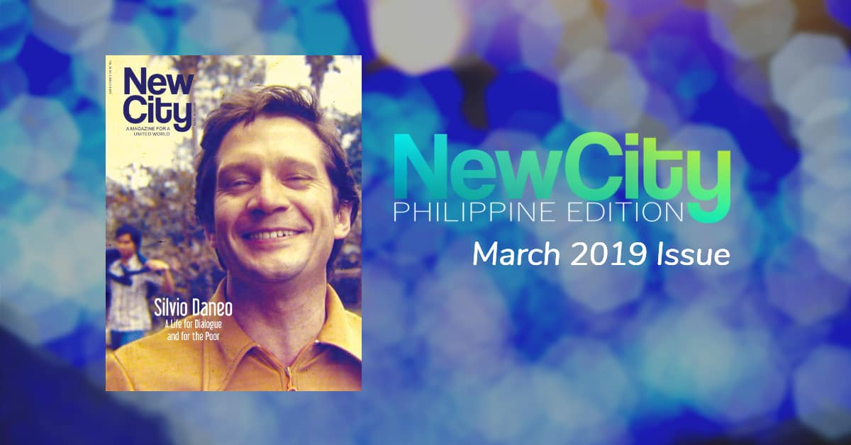 Silvio Daneo | New City Magazine | March 2019