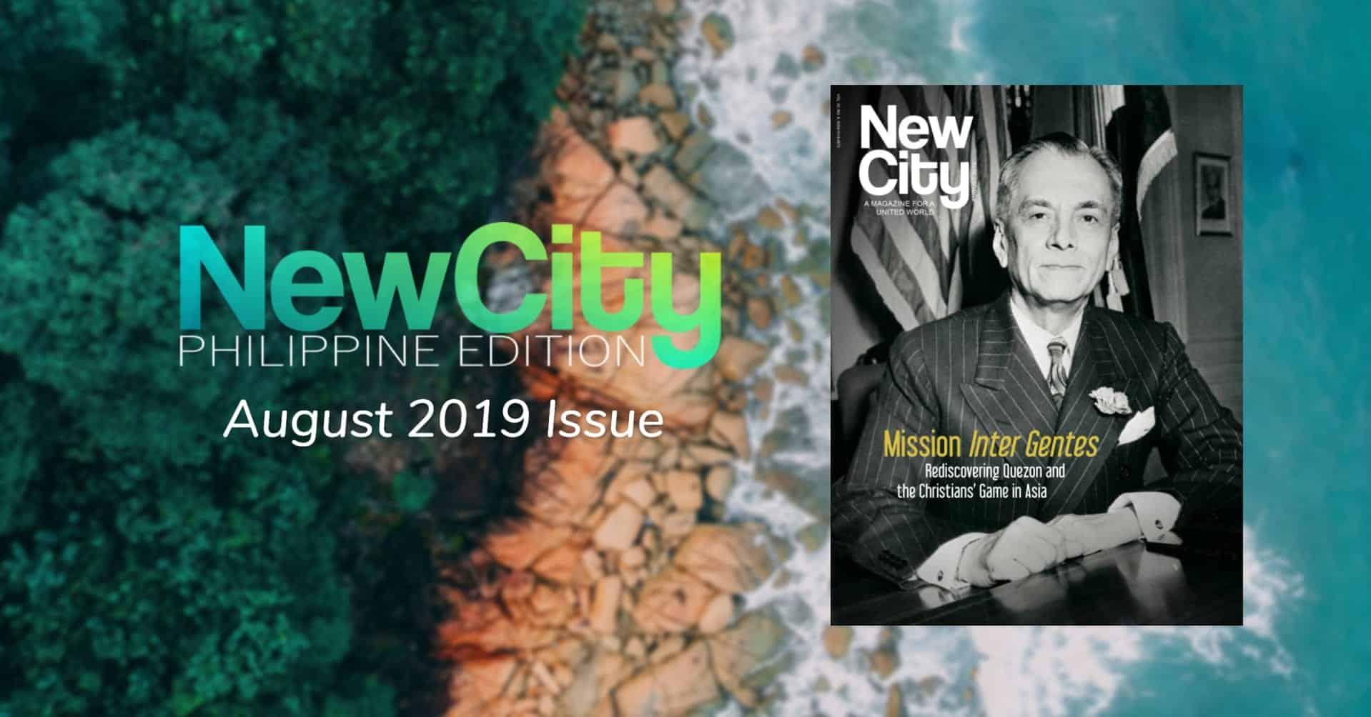 NewCity PH | A magazine for a United World